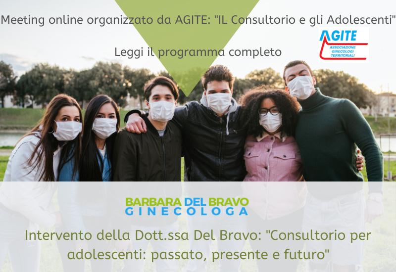 Meeting online Consultorio Giovani