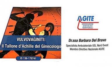 Corso di formazione Vulvovaginiti Barbara Del Bravo AGITE