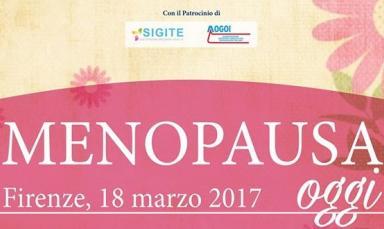 Congresso Menopausa Oggi Sonia Baldi