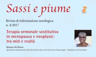 Sassi e Piume Articolo Barbara Del Bravo